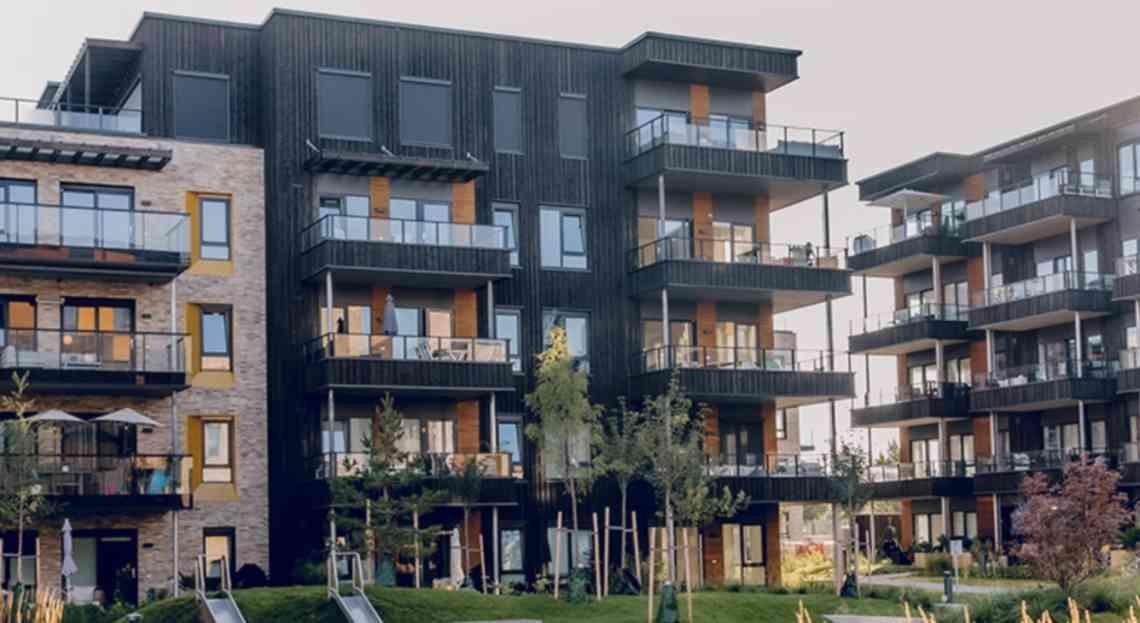 Oksenøya B3 - Fornebu